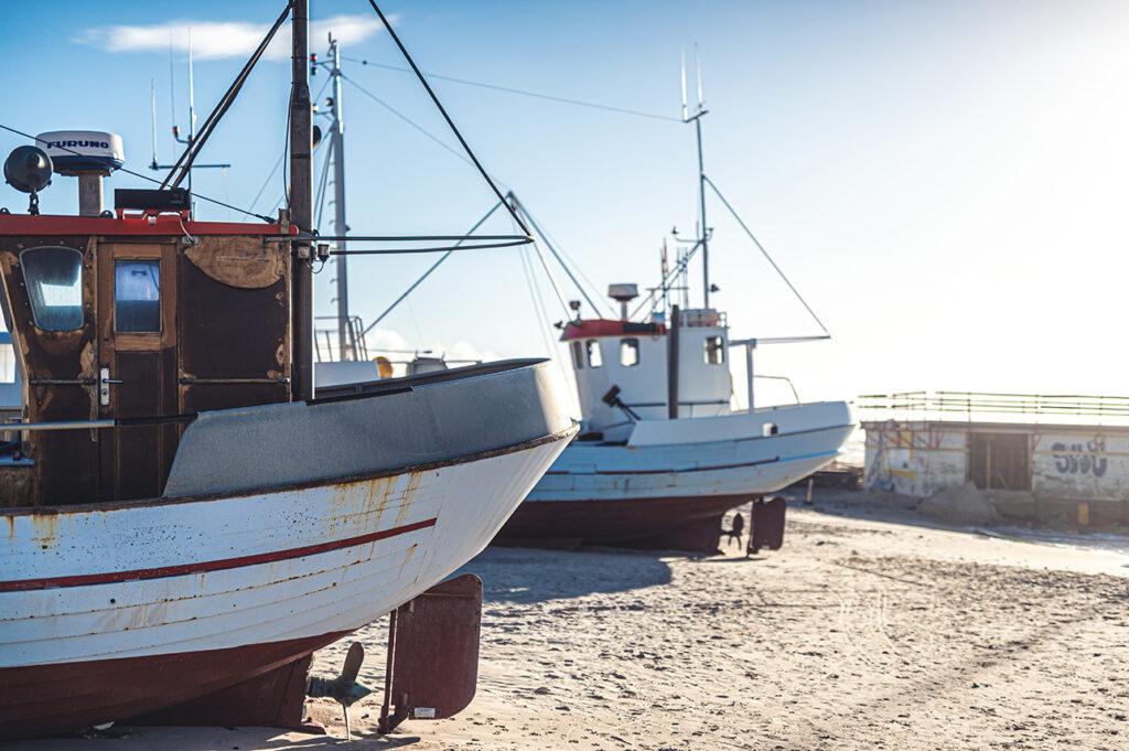 Dänemarks Küste Fotos