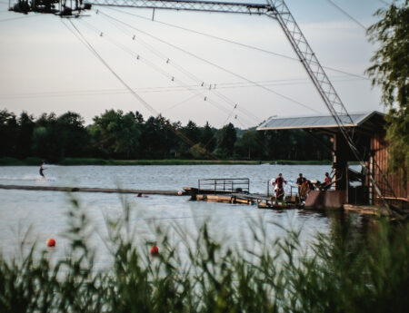 Wasserski in Süsel