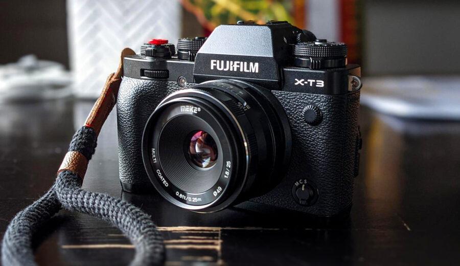 Warum ich von Vollformat wieder zu APS-C gewechselt bin (und von Nikon zu Fuji)