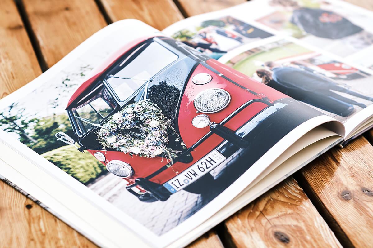 Pixum Fotobuch in der konfiguration Premiumpapier edelmatt