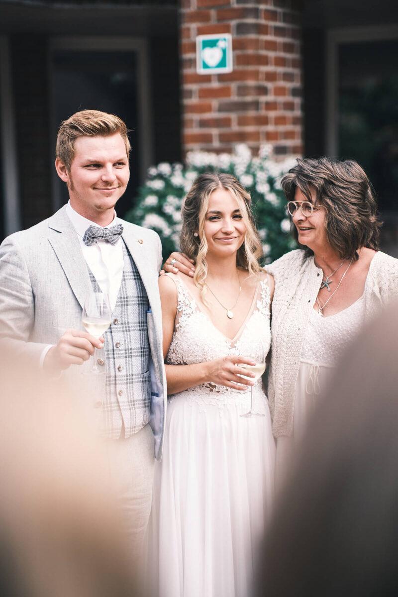 Hochzeitspaar Dokumentation