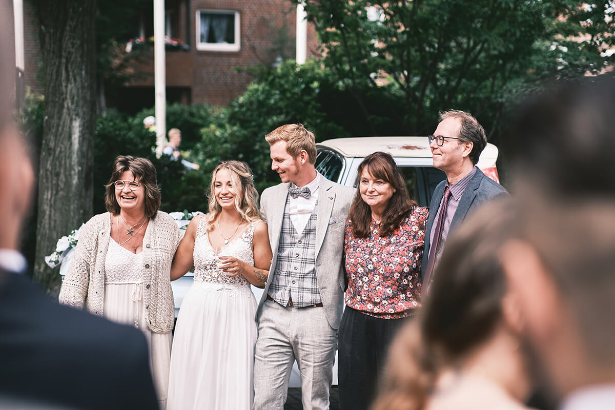 Hochzeit dokumentieren
