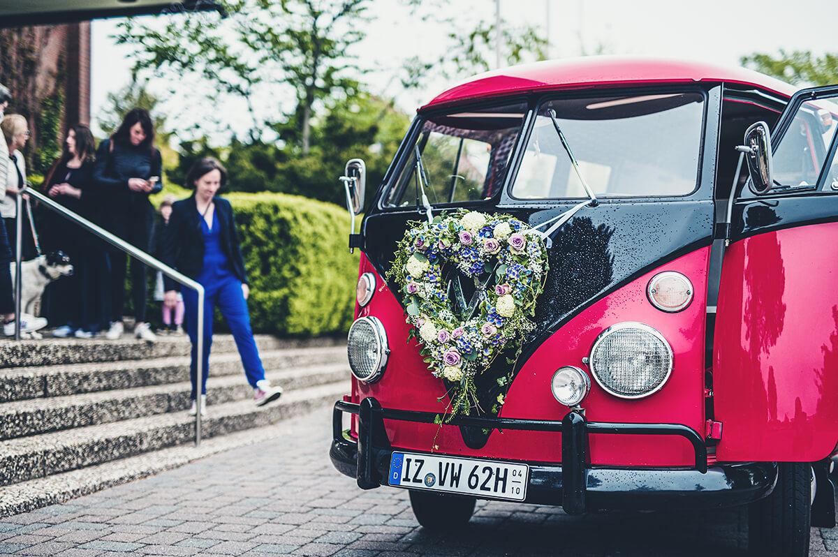 Hochzeitsfotografie Schleswig-Holstein